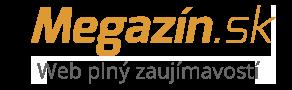 Megazín.sk logo web