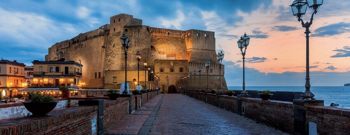 Neapol - sprievodca
