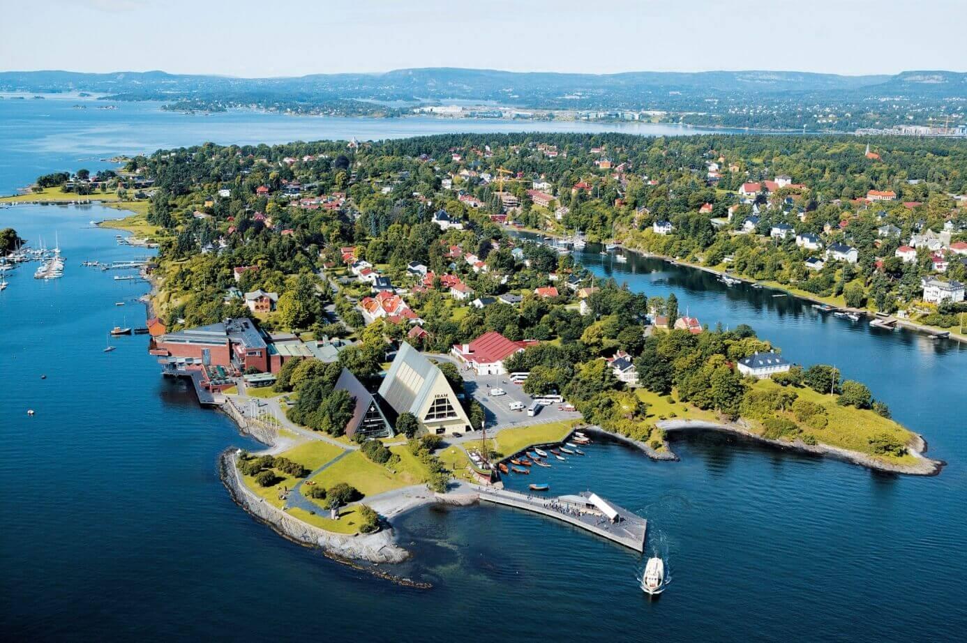 Oslo atrakcie
