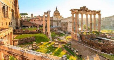 Rím - pamiatky