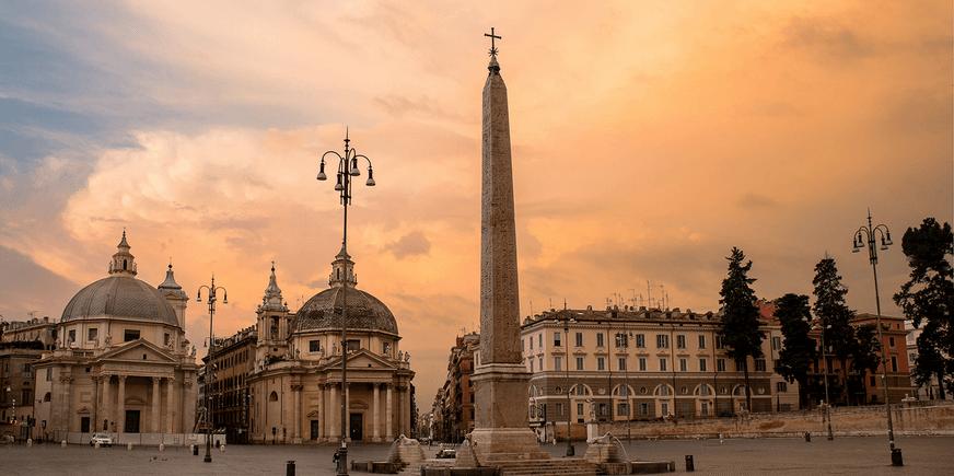 Rím - blog