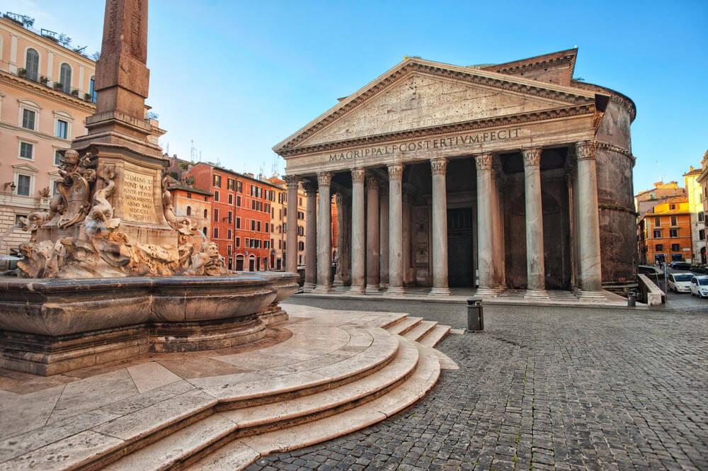 Panteón v Ríme