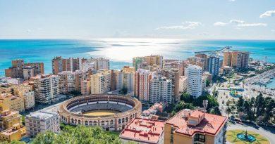 Malaga - sprievodca