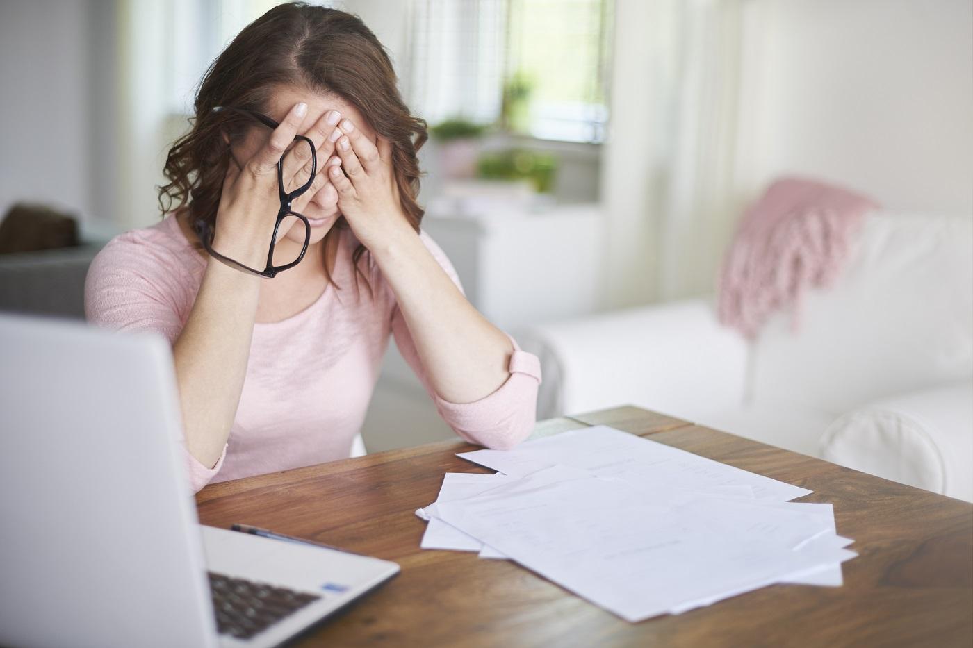Prejavy stresu