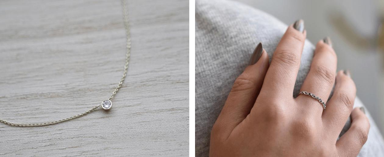 Minimalizmus v šperkovnici