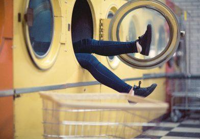 Práčka - čistenie