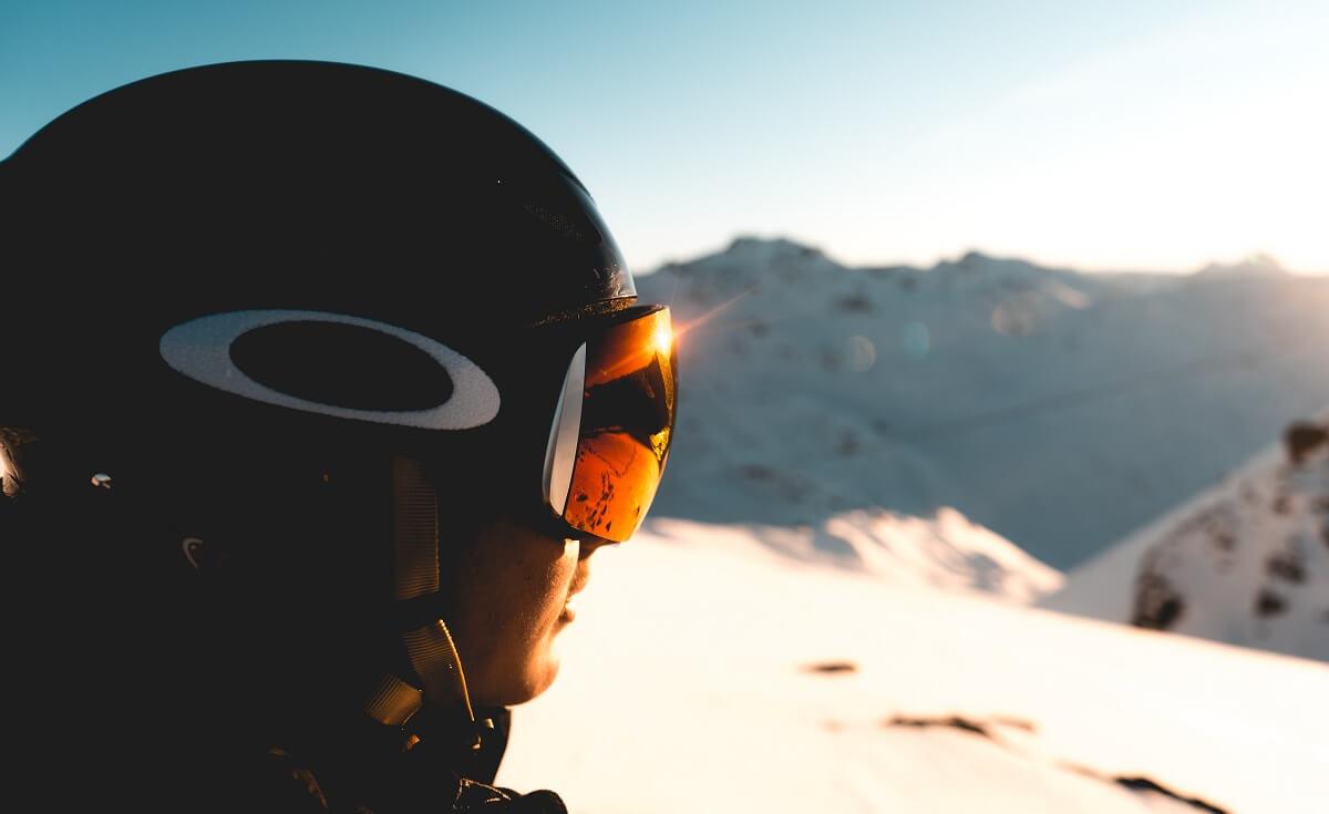 Výber lyžiarskej prilby