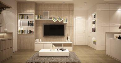 Usporiadanie obývačky