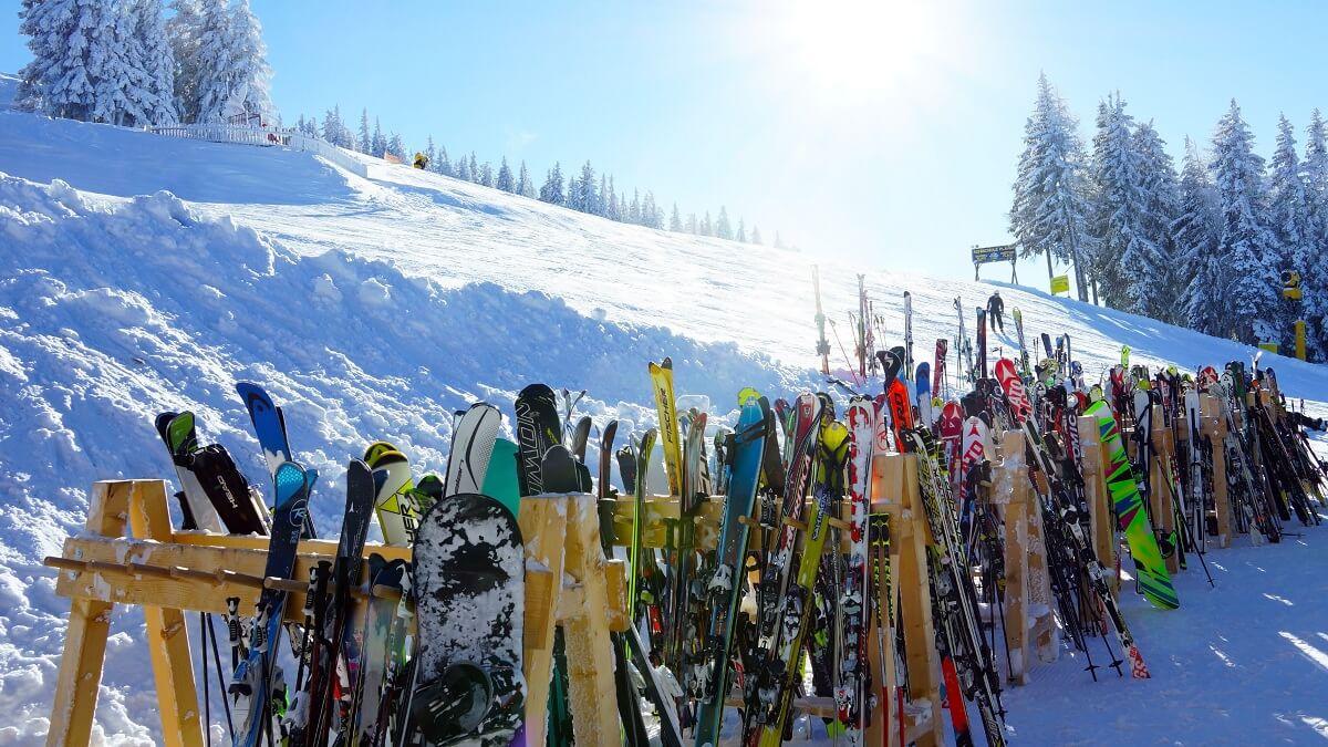 Lyže - výber lyží