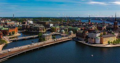 Návšteva Štokholmu za 1 až 2 dni