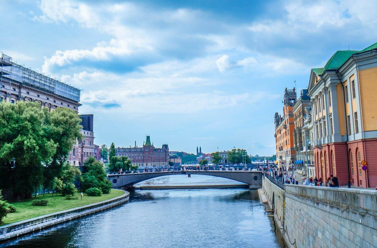 Štokholm za 2 dni