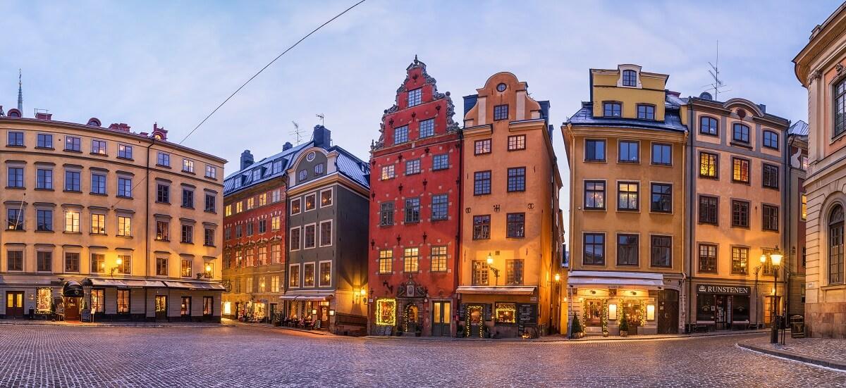 Stortorget v Štokholme