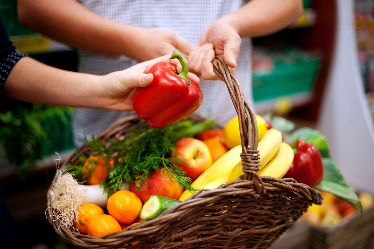 Zdravé lokálne potraviny