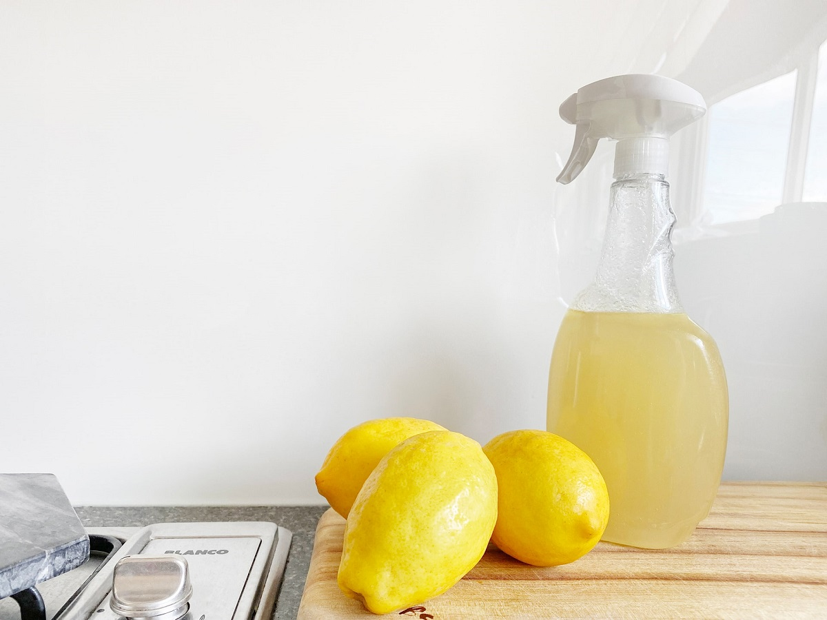 Šťava z citróna proti mravcom