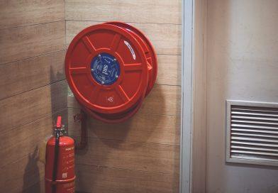 Protipožiarna ochrana v bytovke