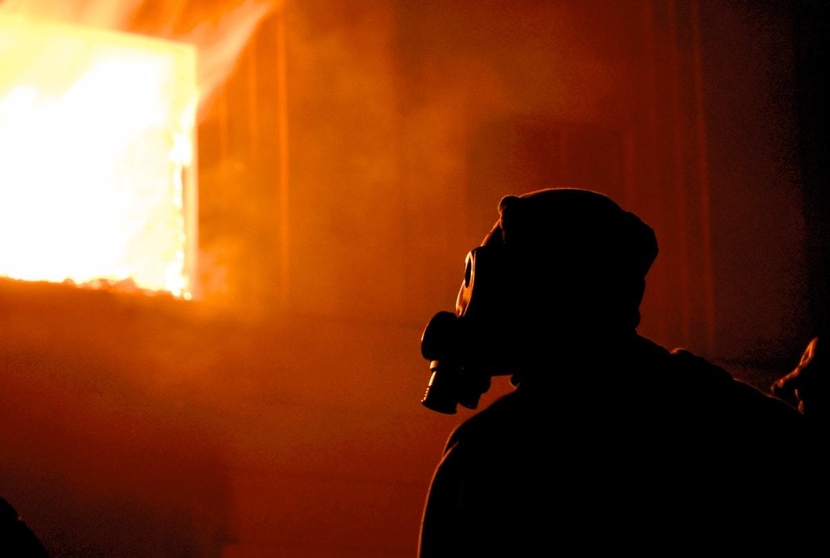 Úniková cesta pri požiari
