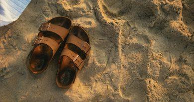 Pánske sandále na dovolenku