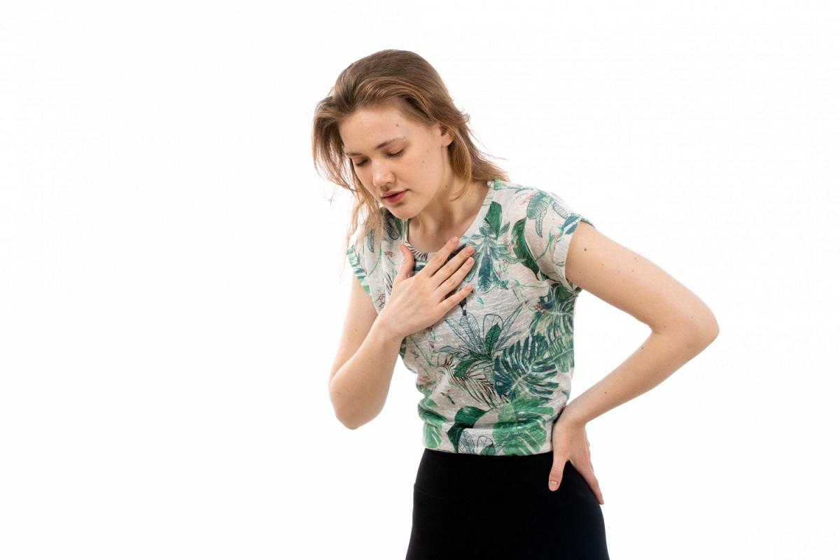Problémy s dýchaním